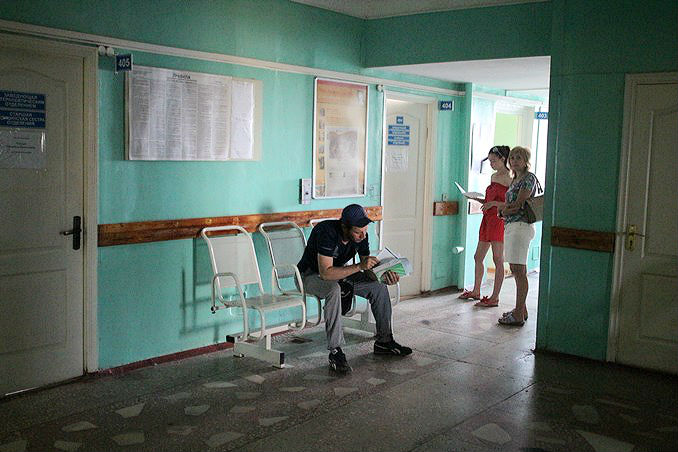 В Омской области запустили проект «Бережливая поликлиника»