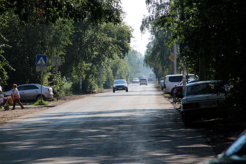 Дорогу по улице 22-го Партсъезда будут переделывать