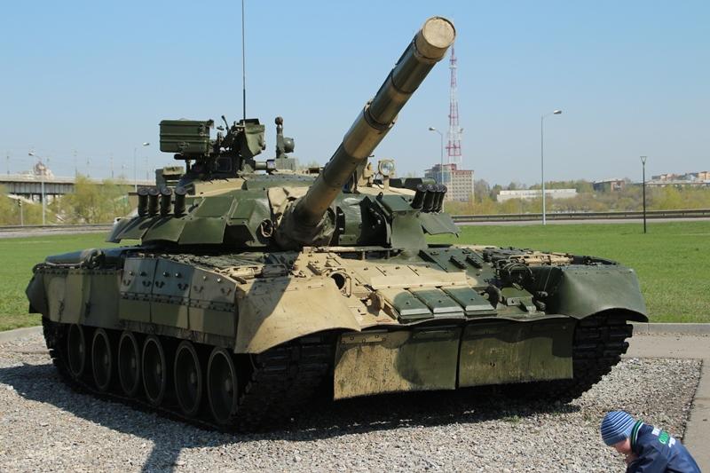 В Омск приехали танкисты из Китая и Казахстана