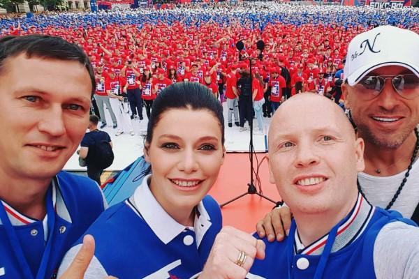 Омский боксер Тищенко установил рекорд Гиннесса