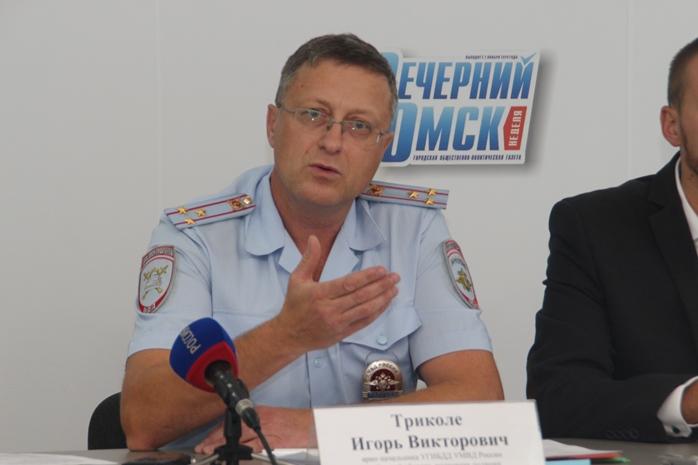 ГИБДД называет причиной аварии под Омском человеческий фактор