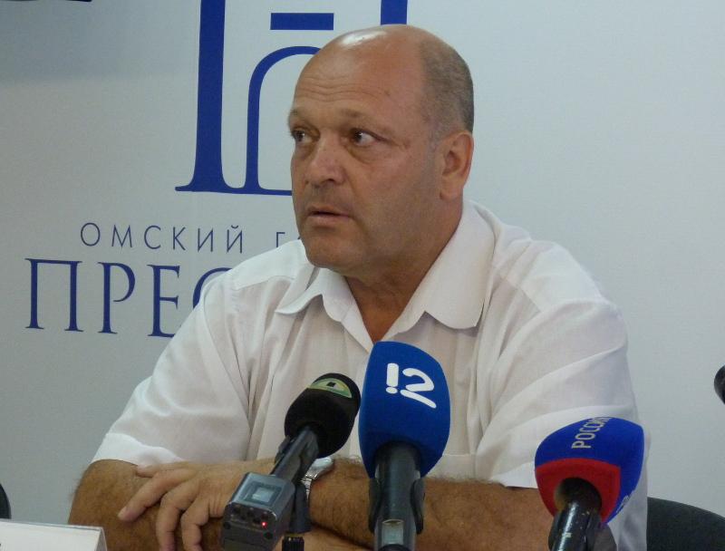 Казимиров может пробежать марафон в Омске