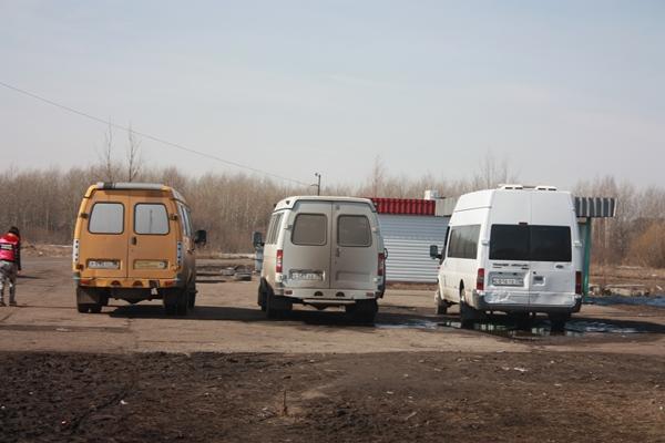 На окраине Омска к «Флоре» открыли новый сквер