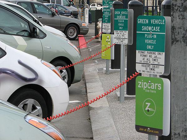 В Омске может появиться заправка для электромобилей