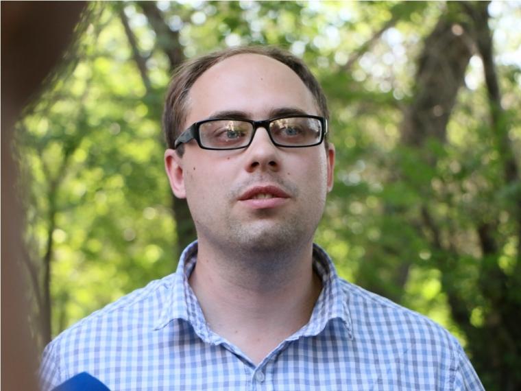 Главой Ленинского округа Омска станет Дмитрий Зярко