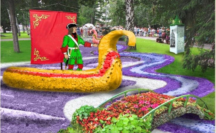 Сегодня в Омске открывается «Омская крепость» и «Флора»