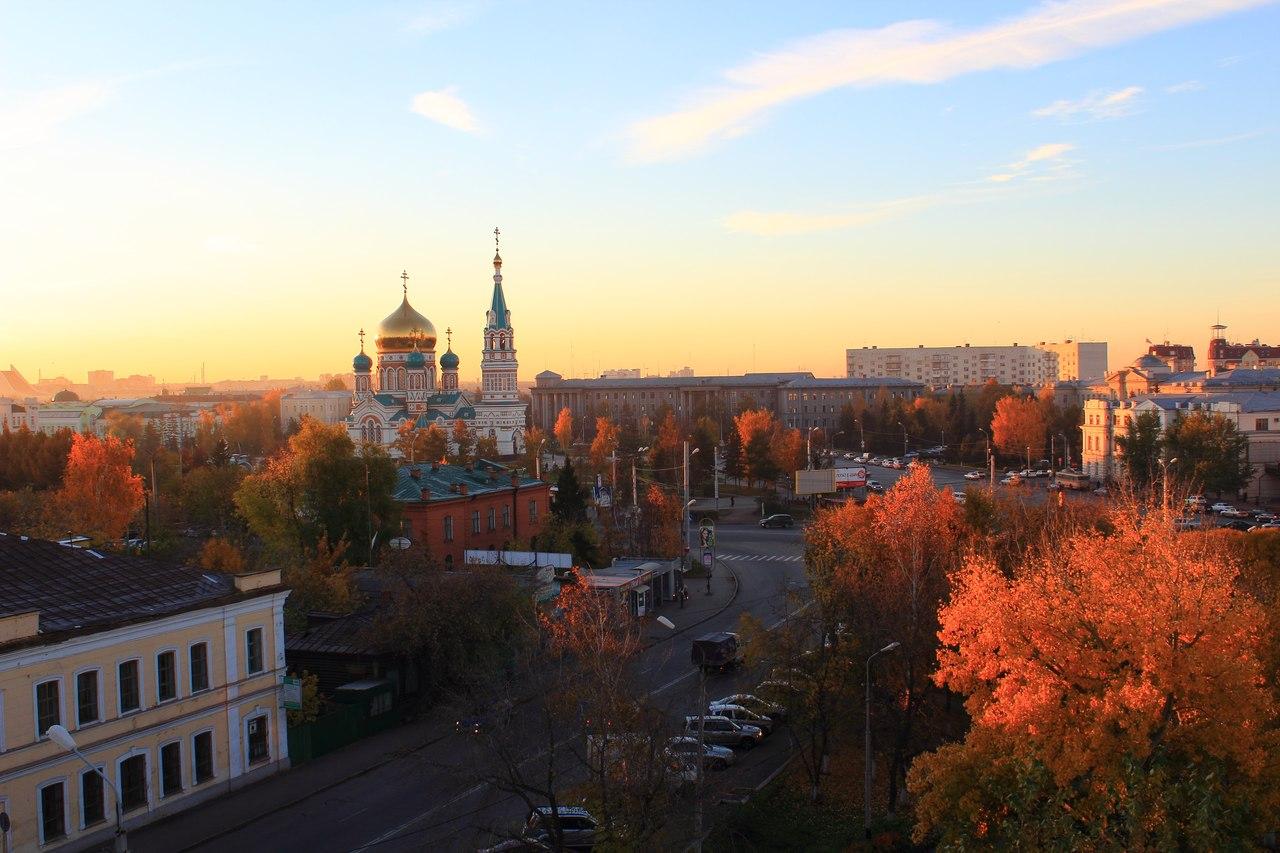 На наступающей неделе в Омской области сильно похолодает