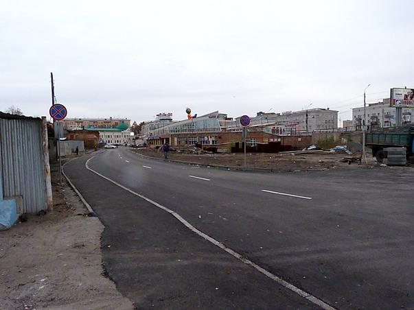 В Омске хотят создать единую пешеходную зону от Набережной Тухачевского до Фрунзенского моста