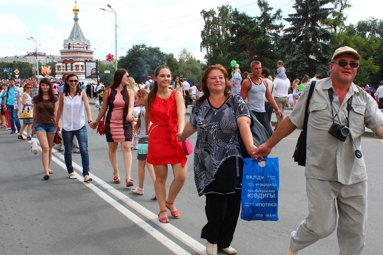 В Омск на День города приехали гости из Китая, Германии и Турции