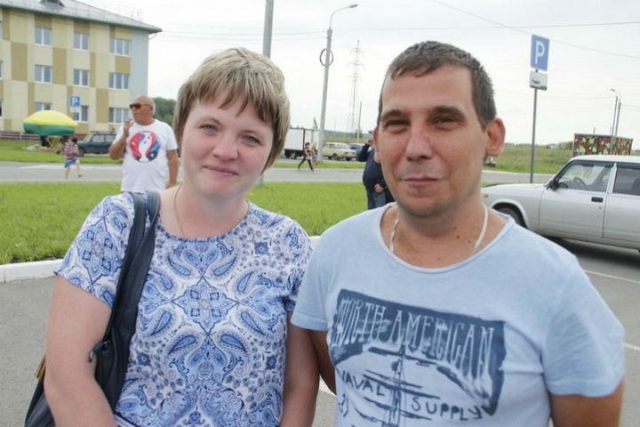 День города: в Рябиновку приезжали профессиональные артисты