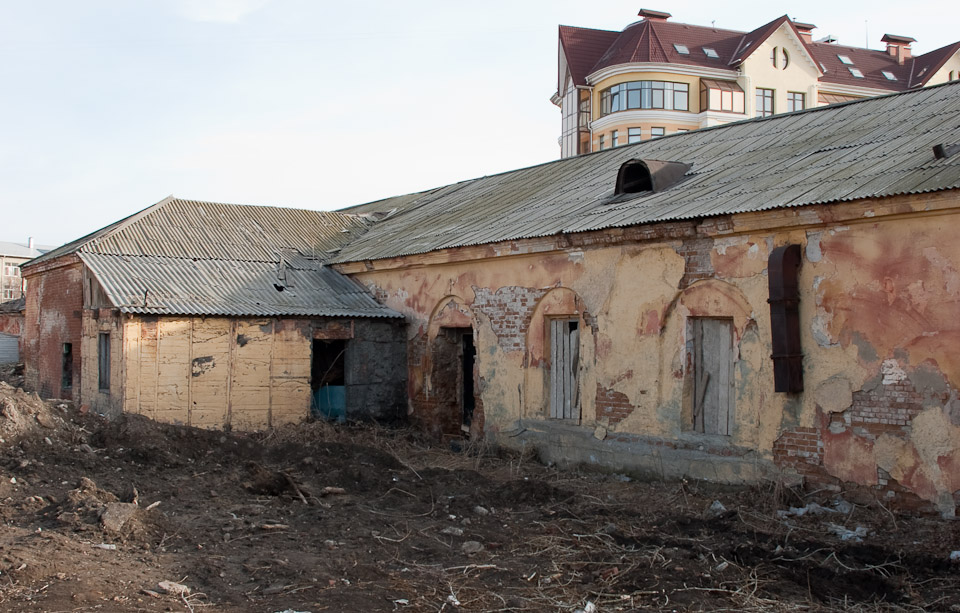 Отремонтированную «Омскую крепость» сравнили в Красной площадью
