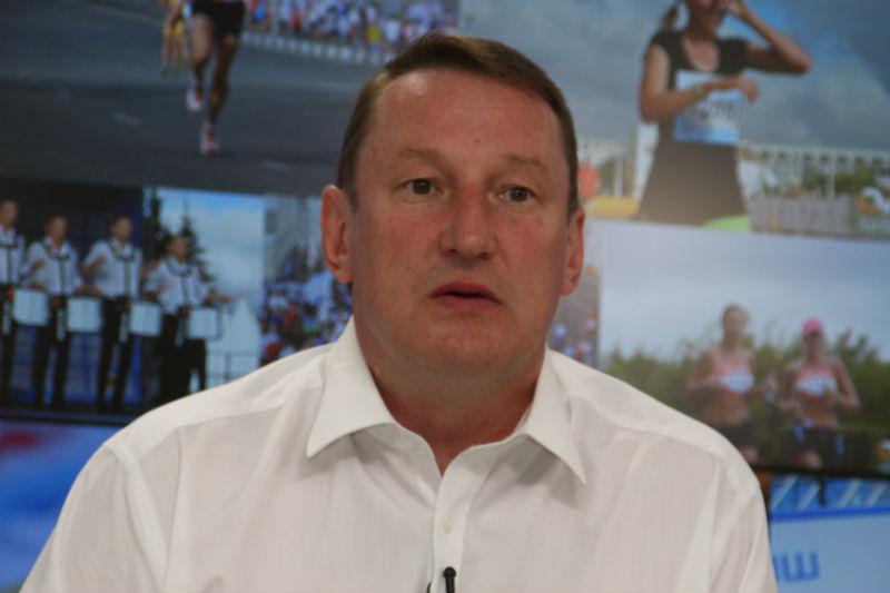 День города в Омске начнется с марафона