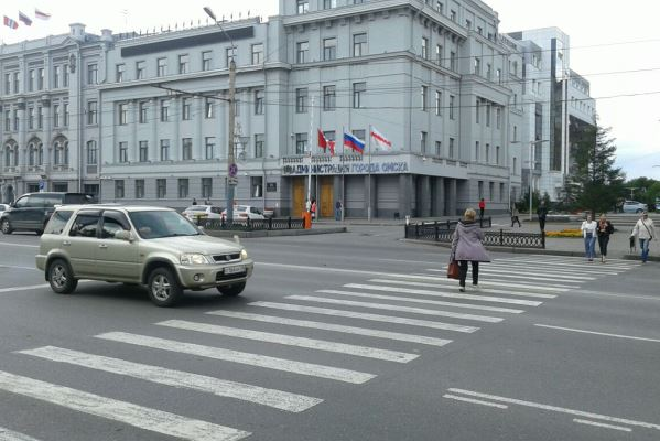 «МРСК Сибири» назвала причины блэкаута в омской мэрии