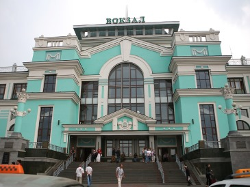 На омском вокзале летом активно пользуются Wi-Fi