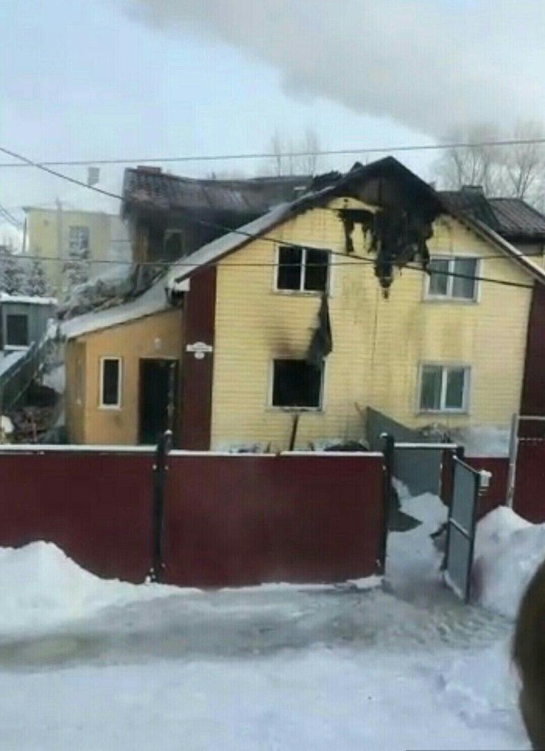 С начала года в Омске произошло 514 пожаров