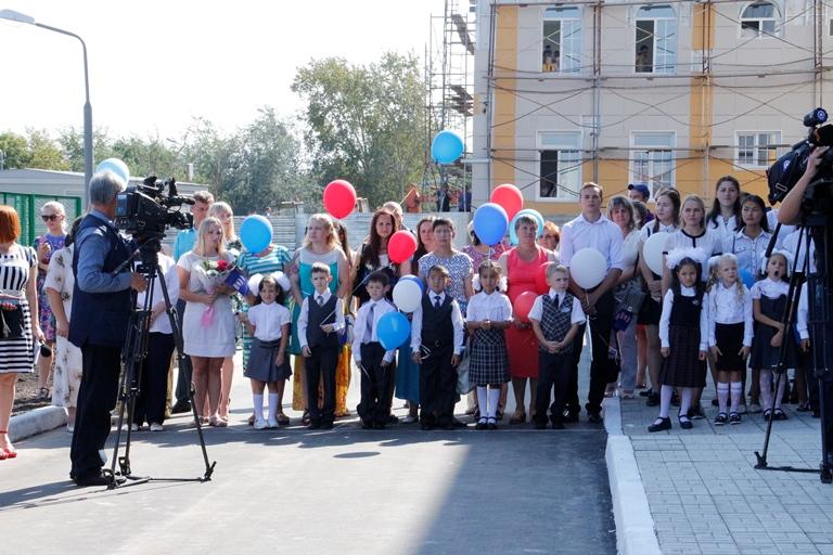 Все омские школы допустят до 1 сентября
