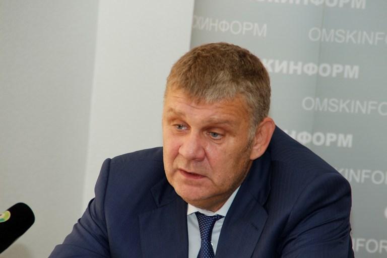 Омский Минздрав получит еще один вертолет Ми-8