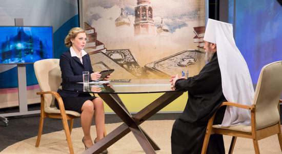 Об отношении РПЦ к «Матильде» в прямом эфире можно спросить омского митрополита
