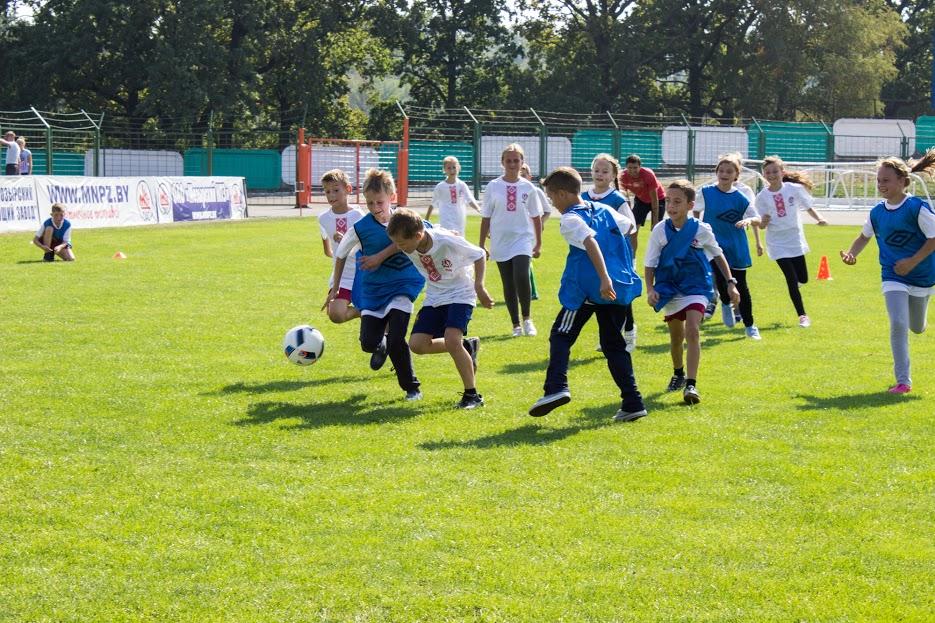 В России стартовала «Неделя массового футбола УЕФА» при поддержке «Гослото»