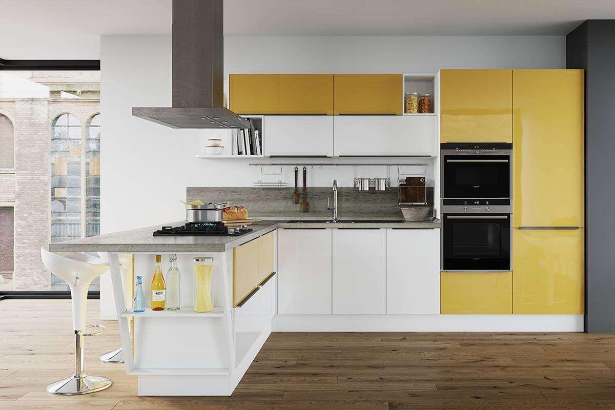 Оригинальные решения дизайна кухни своими руками