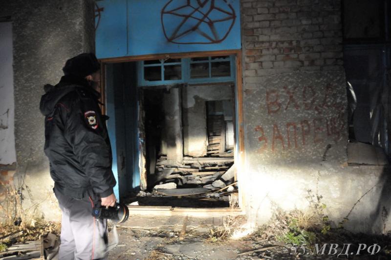 Омские правоохранители поймали жительницу села Пикетное на неисполнении родительских обязанностей