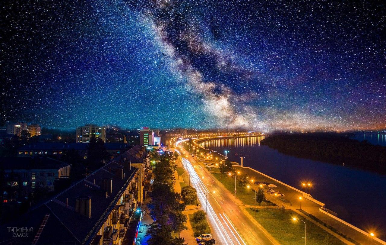 Омичи мечтают: если бы космос был чуть ближе к нам