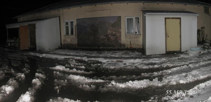 60-летний омский сторож не дал ключи от бухгалтерии грабителям, и был жестоко избит