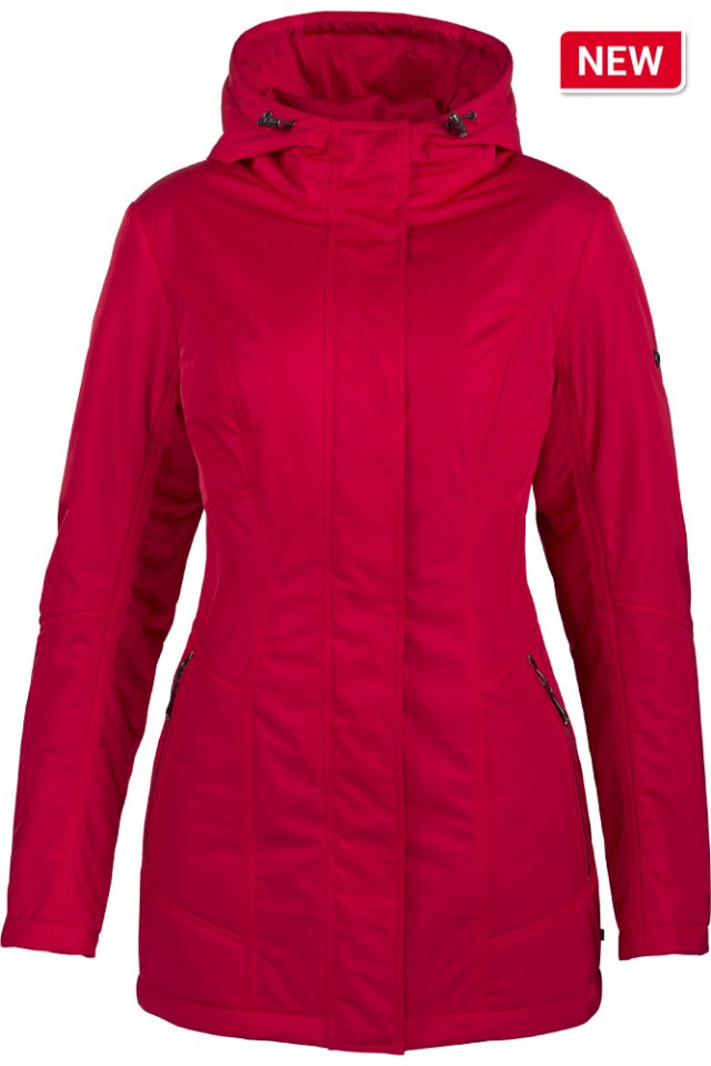 Демисезонные куртки – украшение женского гардероба