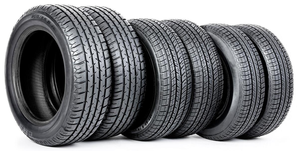 Огромный выбор шин для вашего автомобиля