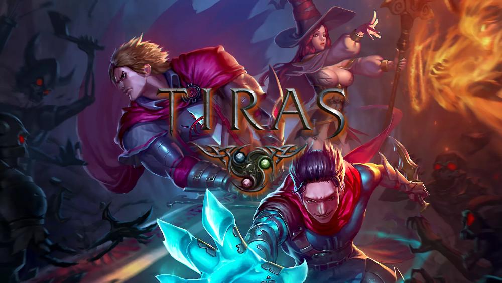 Невероятно эмоциональная компьютерная игра TIRAS