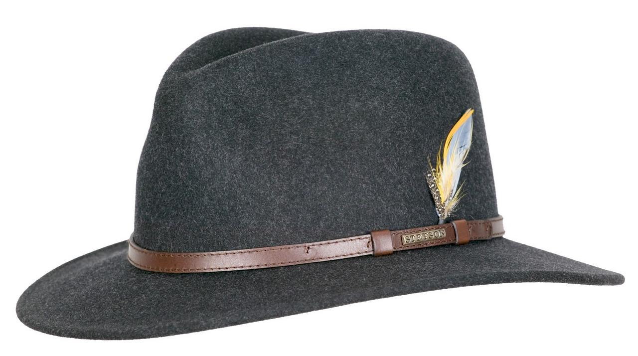 Брендовая коллекция Stetson, каждый день новая шляпа