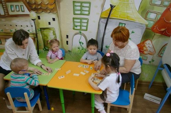 Прекрасный садик для всех детей