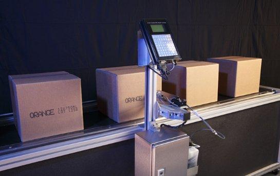 Оборудование для маркировки продукции