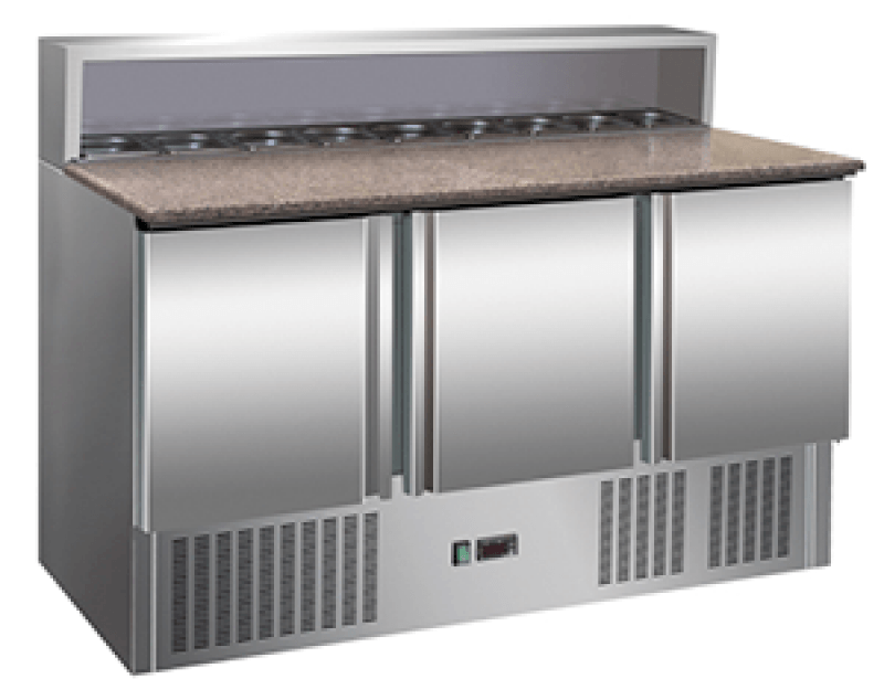 Холодильный стол для пиццы – преимущества и особенности выбора