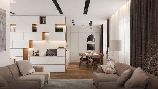 Создание дизайна квартиры под ключ