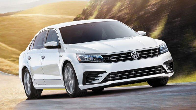 Вместительный Volkswagen Passat от компании