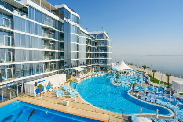 Семейный люкс в отеле Resort& SPA Hotel NEMO