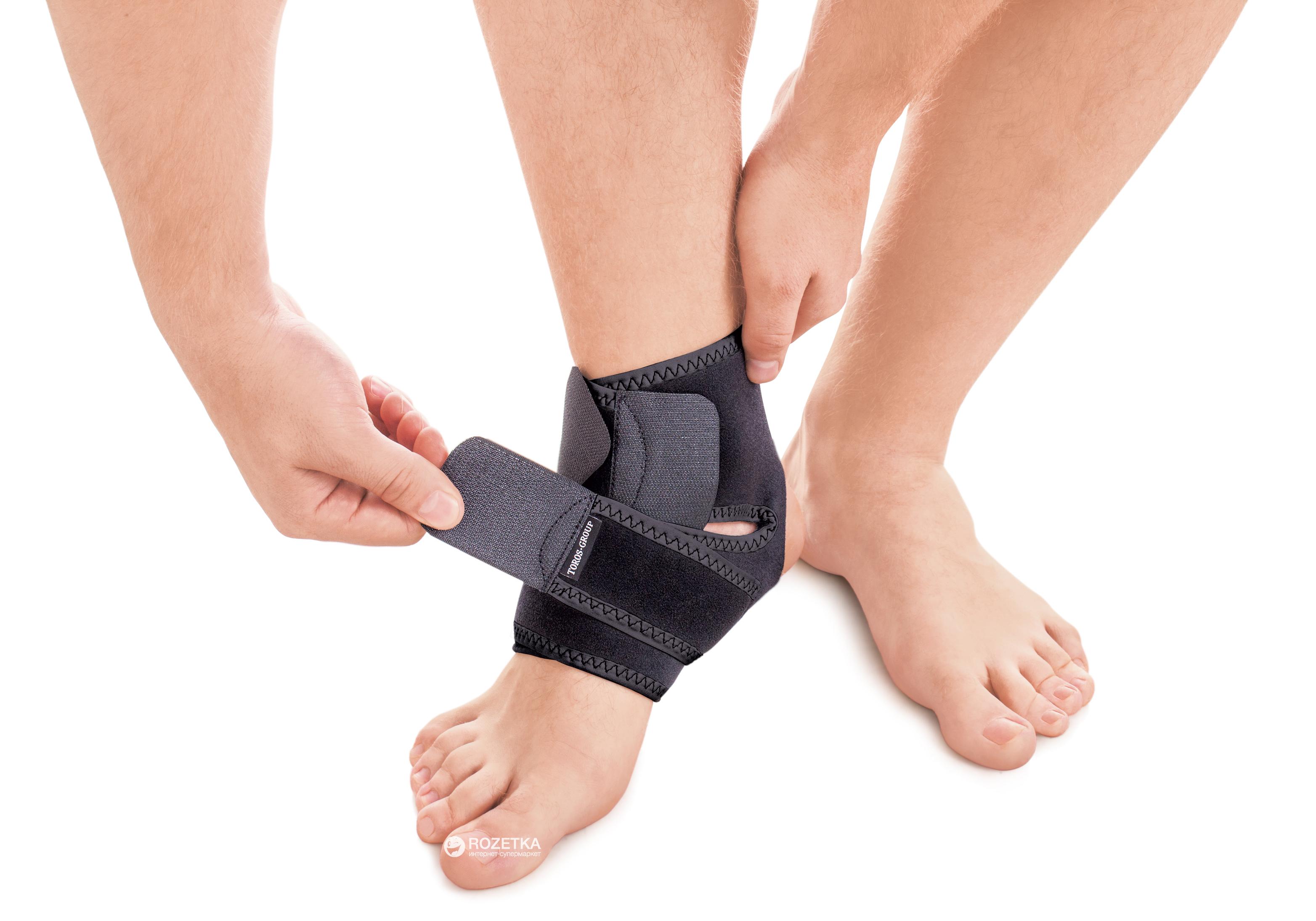 Реабилитационные приспособления после травм ступней