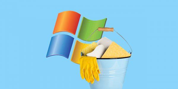 Как очистить Windows от мусора?