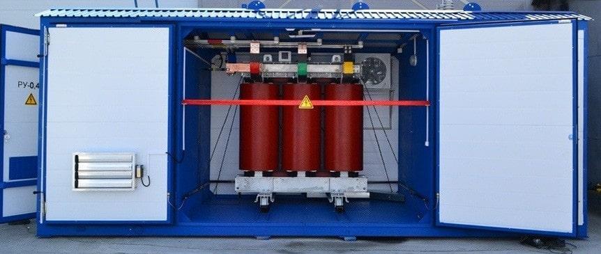 Комплектные трансформаторные подстанции напрямую от производителя