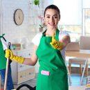Большой опыт уборки частных и промышленных зданий